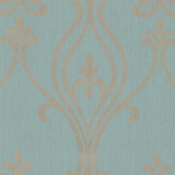 Luca Damask Green