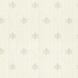 Chadwick Fleur de Lis Light Grey