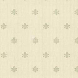 Chadwick Fleur de Lis Green