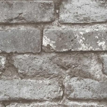 Loft Brickwork Taupe