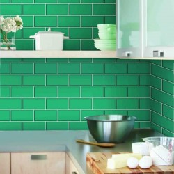 Subway Tile Teal