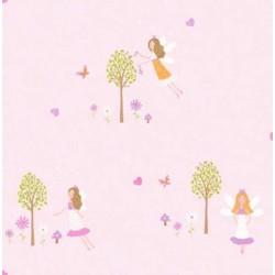 Fairy Garden Sidewall Purple