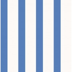 Football Stripe Blue