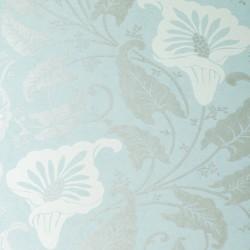 Lavinia Powder Blue Wallpaper