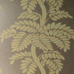 Wisteria Champagne Wallpaper