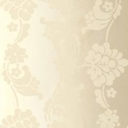 Velvet Jacquard Ivory Cream