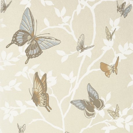 Seraphina Butterfly Pearl White