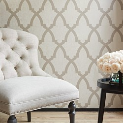 Brock Trellis Neutral Beige