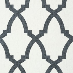 Brock Trellis Black and White