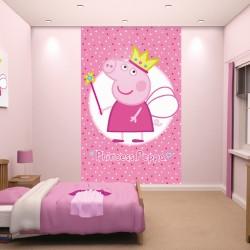 Walltastic Princess Peppa Pig Mural
