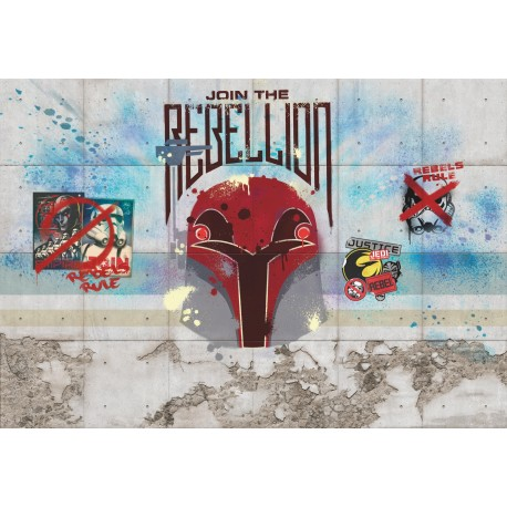 Star Wars Rebels Wall Mural