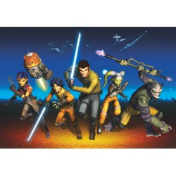 Star Wars Rebels Run Wall Poster