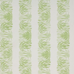 Wild Stripes Fresh Green Wallpaper