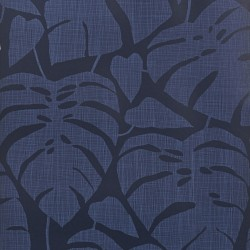 Guatemala Cobalt Navy Blue Wallpaper