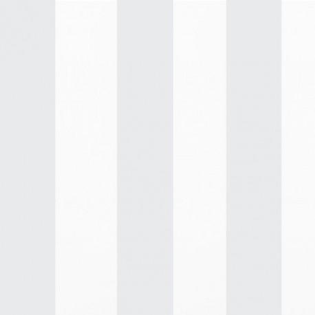 Eyebrow Silver Stripes Wallpaper