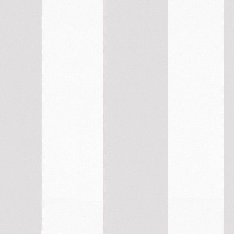 Sol Grey & White Stripes Wallpaper