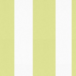 Sol Pistachio Green and White Stripe Wallpaper