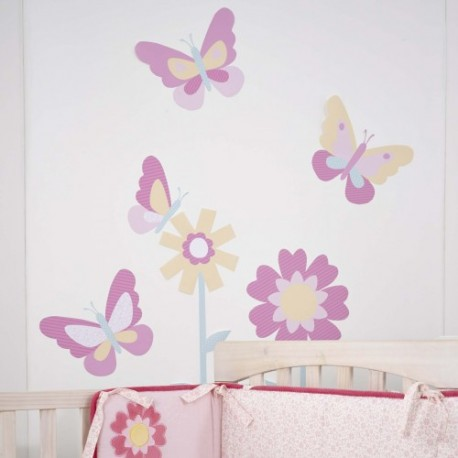 Beyond The Meadow Wall Stickers
