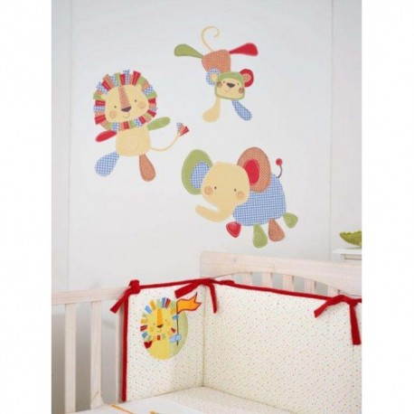 Jolly Jamboree Wall Stickers