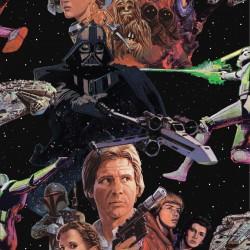 Star Wars Film Wallpaper