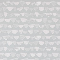 Allsorts Nordic Pale Grey Wallpaper