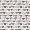 Allsorts Duo Grey Wallpaper