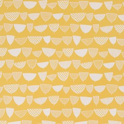 Allsorts Mellow Yellow Wallpaper