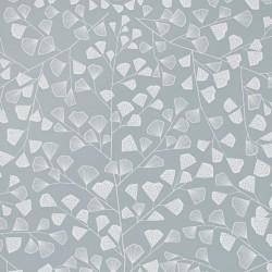 Fern Spirit Grey Wallpaper