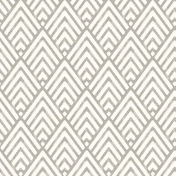 Vertex White and Grey Wallpaper