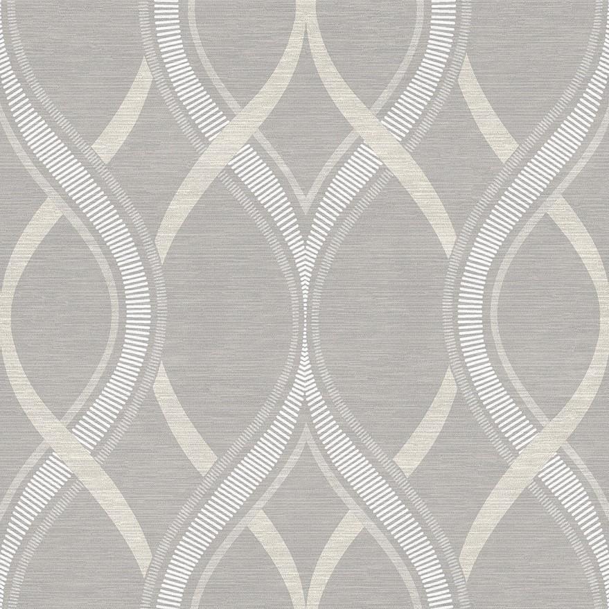 Buy Frequency Grey Beige 2625 21850 Wallpaper Direct UK