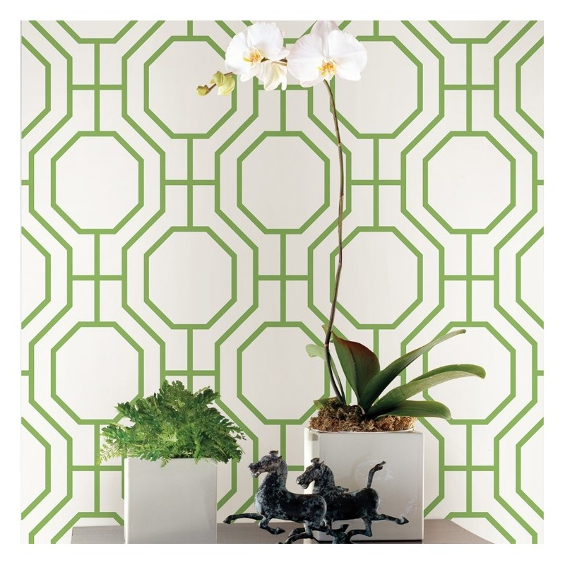 Circuit Lime Green Wallpaper ...