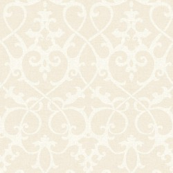 Axiom Mica Cream Trellis Wallpaper