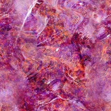 Lapislatzuli Red Marble Wallpaper