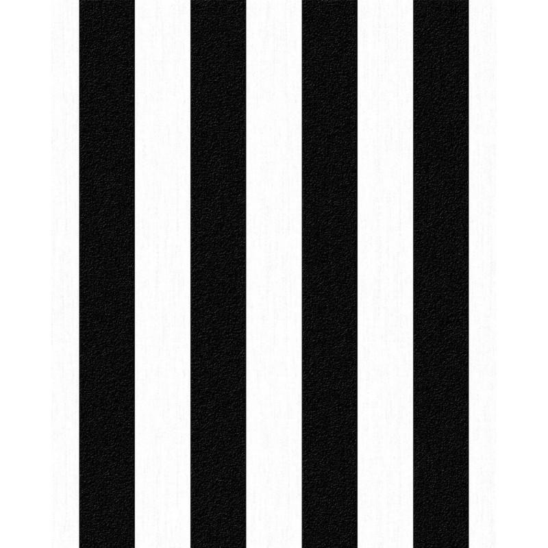 glitterati black white stripe 32 960 wallpaper. Black Bedroom Furniture Sets. Home Design Ideas