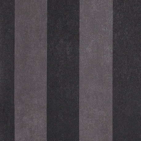 Enderby Black Dark Grey Striped 20309