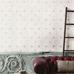 Gorbeia Light Grey Wallpaper