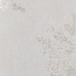Canaima Chalk White Wallpaper