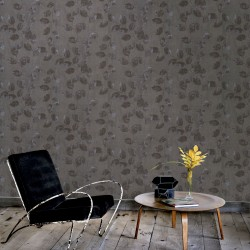 Selva Negra Black Wallpaper