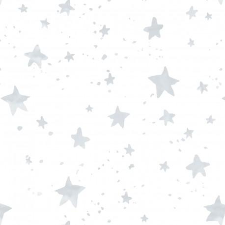 Via Lactea Stars Rosa Wallpaper