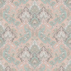 Pushkin Pastel Multi-Colour