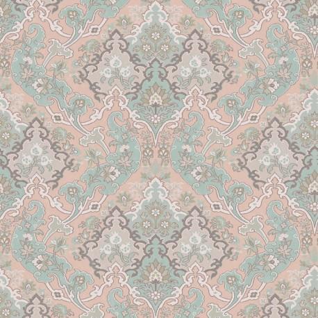 Pushkin Pastel Multi-Colour