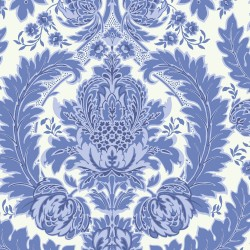 Coleridge China Blue
