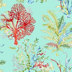 Coral Reef Multicoloured Wallpaper