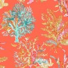 Coral Reef Turquoise Blue Wallpaper