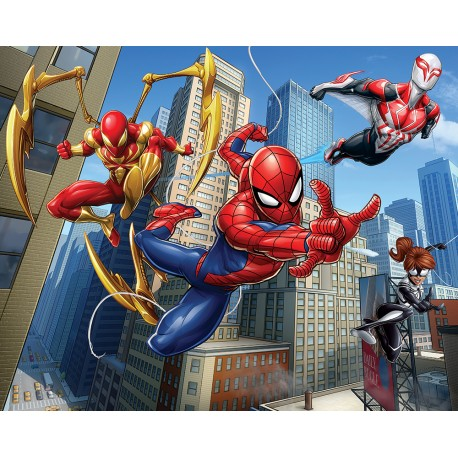 Walltastic Spider-Man Mural