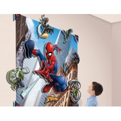 Walltastic Spiderman 3D Pop Out Wall Art