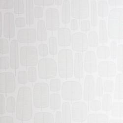 Little Trees Cirrus White Wallpaper