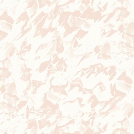 Desert Gold On Pink Wallpaper