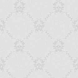 Hugo Light Grey Trellis Wallpaper