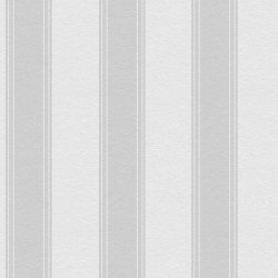 Stein Striped Light Grey Wallpaper